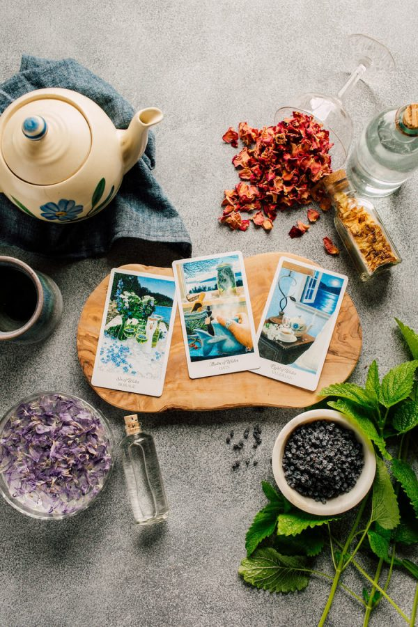 Herbcrafters+Tarot+Tea+Pot