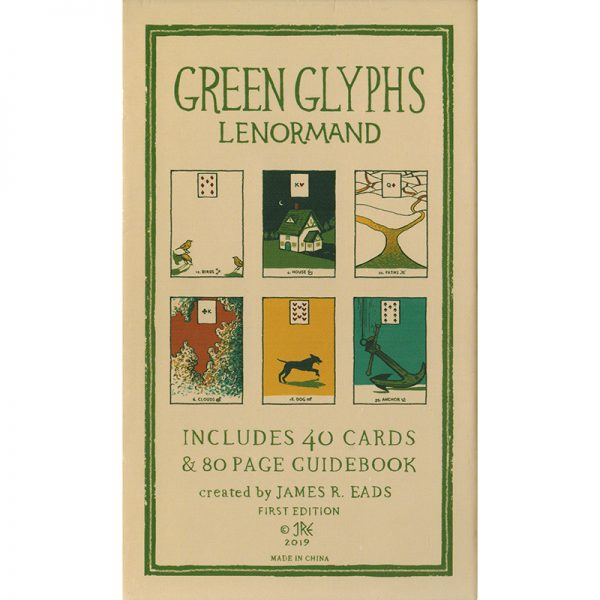 Green-Glyphs-Lenormand-1