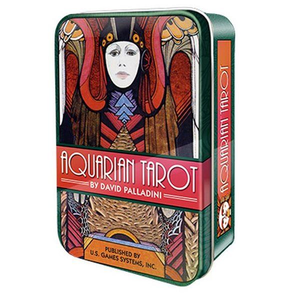 Aquarian-Tarot-Tin-Edition