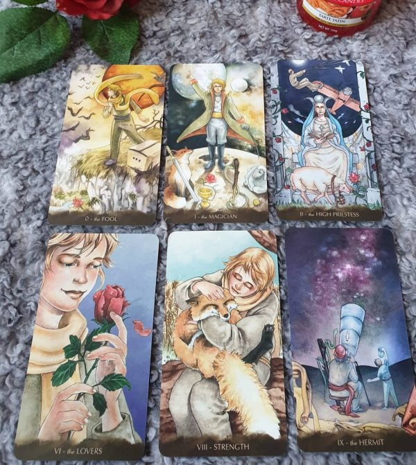 Tarot-of-the-Little-Prince-5