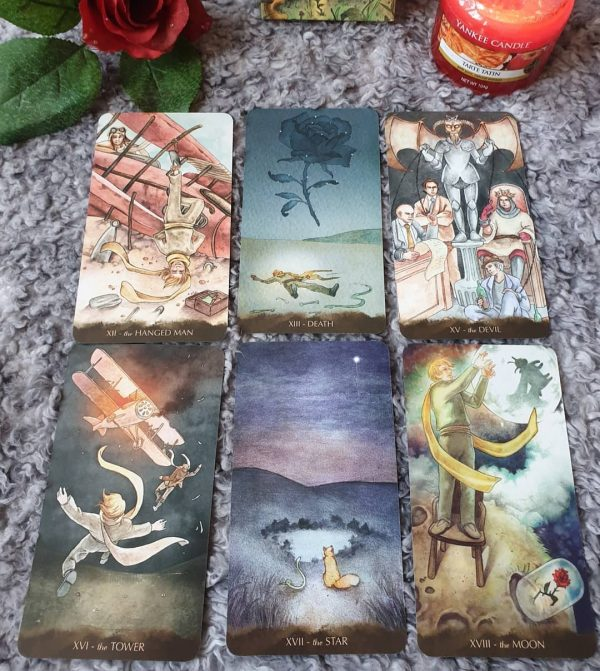 Tarot-of-the-Little-Prince-6