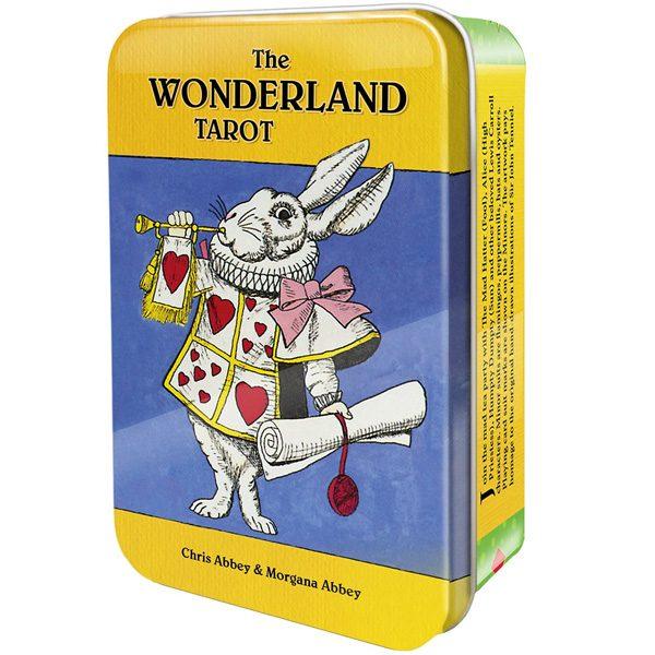 Wonderland-Tarot-Tin-Edition-1